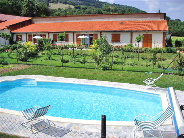Location gite rural Cantal, Auvergne