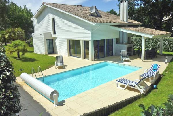 Location villa Landes
